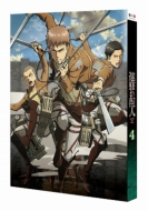 Attack on Titans 4 [First Press Novelty: Original Soundtrack CD2]