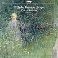 ヴァイオリンとピアノのための作品集 ヴァーリン、デルヴィンイェル