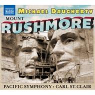 『ラシュモア山』、『ラジオ・シティ』、『シスター・エイミーによるゴスペル』 セントクレア&パシフィック交響楽団