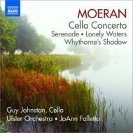 チェロ協奏曲、セレナード、寂しい水、ホワイソーンの影 ファレッタ&アルスター管、ジョンストン、コーフィー