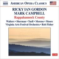 歌劇『ラッパハンノック郡』全曲 R.フィッシャー&ヴァージニア・アーツ・フェスティヴァル管、ワルターズ、シェルマン、他(2011 ステレオ)(2CD)