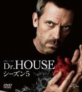 Dr.HOUSE/ドクター・ハウス シーズン5 バリューパック
