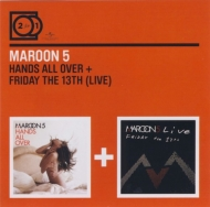 2 For 1: Hands All Over / Live: Friday The 13th