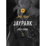 Jay Park Concert 'New Breed' Live in Seoul (2DVD+写真集)
