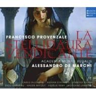 歌劇『復讐のステッリダウラ』全曲 デ・マルキ&アカデミア・モンティス・レガリス、リヴェラ、カプアノ、他(2012 ステレオ)(2CD)