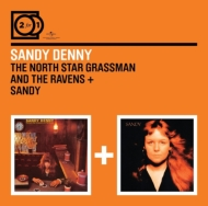 2 For 1: North Star Grassman And The Ravens / Sandy