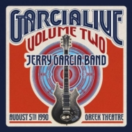 Garcialive 2: August 5th 1990 Greek Theater (2CD)