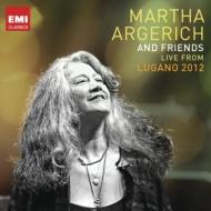 マルタ・アルゲリッチ&フレンズ ライヴ・フロム・ザ・ルガーノ・フェスティヴァル2012(3CD)