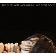the fighting men's chronicle special THE ELEPHANT KASHIMASHI live BEST BOUT