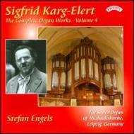 Complete Organ Works Vol.4: Stefan Engels