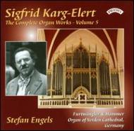 Complete Organ Works Vol.5: Stefan Engels