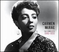 Carmen Mcrae Complete 1946-1955