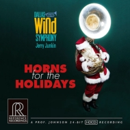 *brass&wind Ensemble* Classical/Horns For The Holidays: Junkin / Dallas Wind Symphony