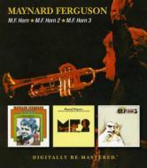 M.F.Horn / M.F.Horn 2 / M.F.Horn 3 (2CD)