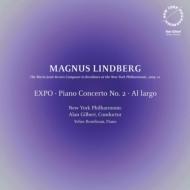 『EXPO』、ピアノ協奏曲第2番、『アル・ラルゴ』 ギルバート&ニューヨーク・フィル、ブロンフマン