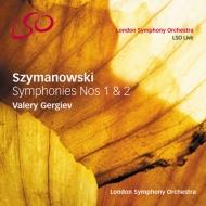 交響曲第1番、第2番 ゲルギエフ&ロンドン交響楽団