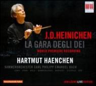 La Gara Degli Dei: Haenchen / C.p.e.bach Co Coku Hohn Nold O.bar