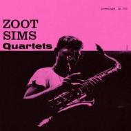 Zoot Sims Quartets +2