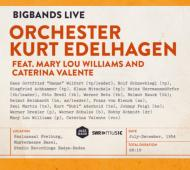 Bigbands Live Ft.Mary Lou Williams & Caterina Valente