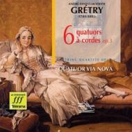 String Quartets Op, 3, : Quatuor Via Nova