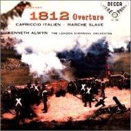 1812、イタリア奇想曲:ケネス・アルウィン指揮&ロンドン交響楽団 (180グラム重量盤レコード/Speakers Corner)