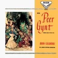 ペール・ギュント:エイフィン・フィエルスター指揮&ロンドン交響楽団 (180グラム重量盤レコード/Speakers Corner)