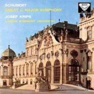 交響曲第9番:ヨーゼフ・クリップス指揮&ロンドン交響楽団 (180グラム重量盤レコード/Speakers Corner)