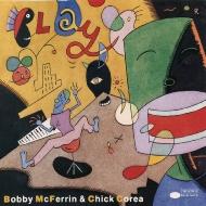 スペイン / ボビー マクファーリン & チック コリア スーパー コンサート