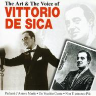 Art & Voice Of De Sica