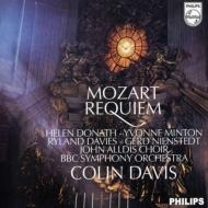 レクイエム:コリン・デイヴィス指揮&BBC交響楽団 (180グラム重量盤レコード/Speakers Corner)