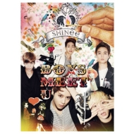 Boys Meet U [First Press Limited Edition](CD+DVD+PHOTOBOOKLET)