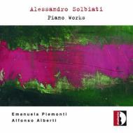 Piano Works: Piemonti A.alberti