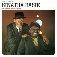 Sinatra -Basie (180グラム重量盤)