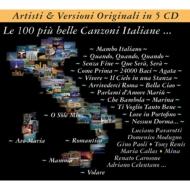 Le 100 Piu Belle Canzoni