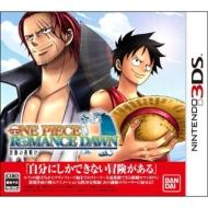 ローチケHMVGame Soft (Nintendo 3DS)/ワンピース Romance Dawn 冒険の夜明け