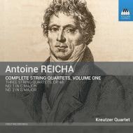Complete String Quartets Vol.1: Kreutzer Q