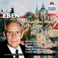 Chamber Music For Oboe: Vavrikova(Ob)Foltynova(P)Dohnalova(Hp)Etc