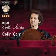 バッハ(1685-1750)/6 Cello Suites: C.carr