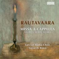 ミサ・ア・カペラ〜宗教的合唱作品集 クラーヴァ&ラトビア放送合唱団