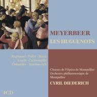『ユグノー教徒』全曲 ディードリッシュ&モンペリエ・フィル、ラファネル、ポレ、リーチ、他(1988 ステレオ)(4CD)