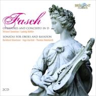 序曲、協奏曲とソナタ集 ギュトラー&ザクセン・ヴィルトゥオーゾ、グレツナー、ゴリツキ、ショルンスハイム、他(2CD)