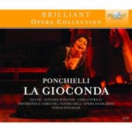 『ジョコンダ』全曲 ステックラー&サレルノ・ヴェルディ劇場、ヘー・ホイ、ディンティーノ、他(2012 ステレオ)(3CD)