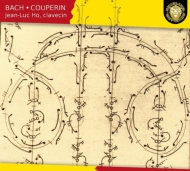 バッハ:フランス風序曲、クープラン:第8組曲 ジャン=リュク・オー