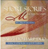 Music For Harp Duo: Salzedo Harp Duo