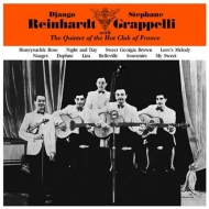 With The Quintet Of The Hot Club Of France (180グラム重量盤)