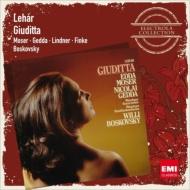 『ジュディッタ』全曲 ボスコフスキー&ミュンヘン放送管、エッダ・モーザー、ゲッダ、他(1985 ステレオ)(2CD)