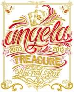 angela TREASURE Blu-ray BOX 【完全限定生産版】