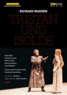 『トリスタンとイゾルデ』全曲 フリードリヒ演出、コウト&ベルリン・ドイツ・オペラ、コロ、ジョーンズ、他(1993 ステレオ)(2DVD)