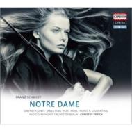 歌劇『ノートル・ダム』全曲 ペリック&ベルリン放送響、ジョーンズ、キング、モル、他(1988 ステレオ)(2CD)