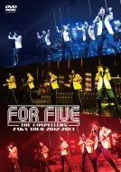 """ゴスペラーズ坂ツアー2012〜2013""""FOR FIVE"""""""